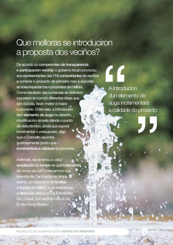 Humanización Barrio Piñeiriño